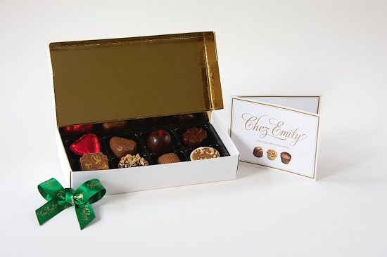8 chocolate gift selection